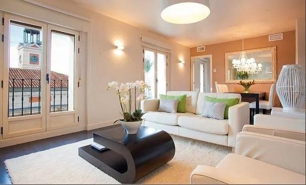 Fotos de Madrid, apartamento