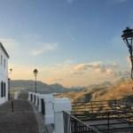 Fotos de Priego de Cordoba, Balcon del Adarve atardecer
