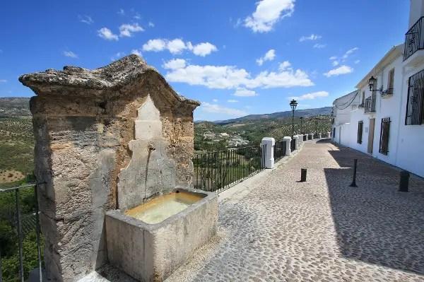 Fotos de Priego de Cordoba, Balcon del Adarve
