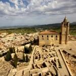 Fotos de la Fortaleza La Mota en Alcalá la Real, Iglesia de Santa María