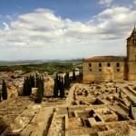 Fotos de la Fortaleza La Mota en Alcalá la Real, iglesia