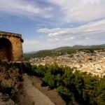 Fotos de la Fortaleza La Mota en Alcalá la Real, vista