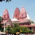 Templo hinduista de Nueva Delhi