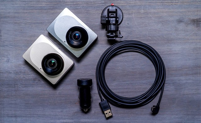 Xiaomi Yi Dashcam Accessories