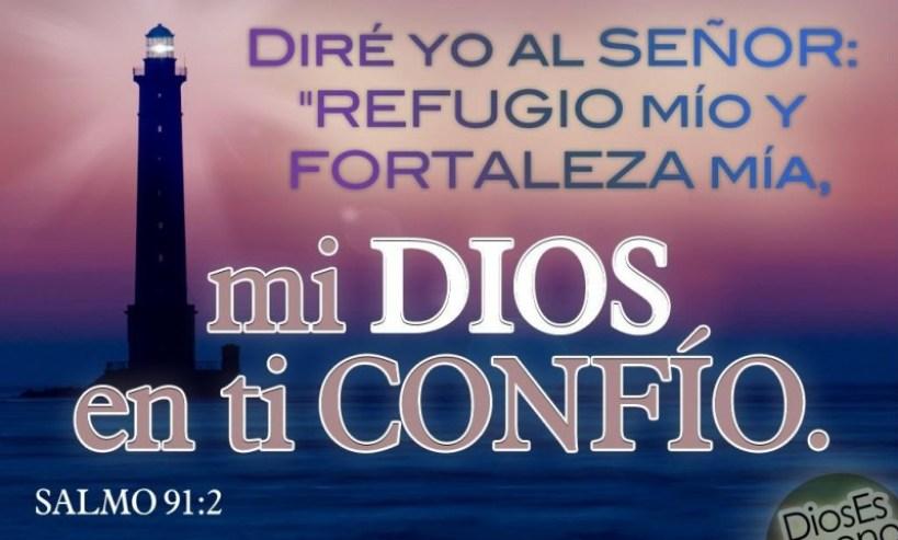 Palabra de Dios, en ti confio, salmos