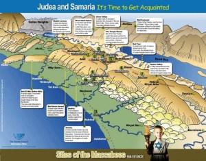 judea y samaria