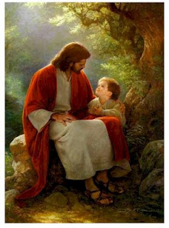 jesucristo, salvador, estudio, amor, ninos
