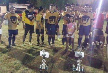 Trikis se impone en Torneo Municipal de Futbol