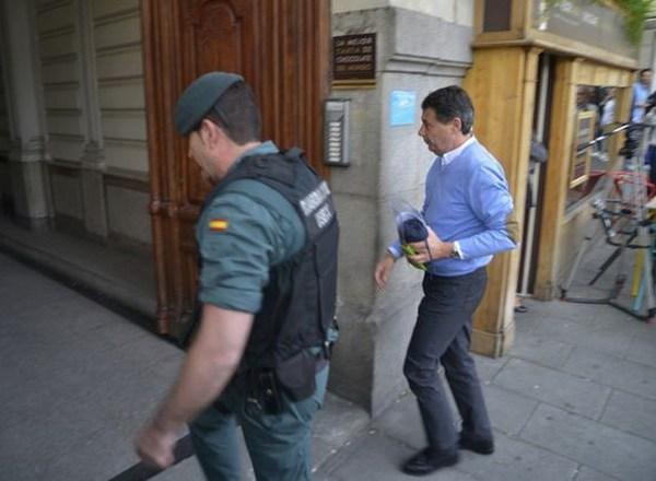 Ignacio Gonzalez detenido