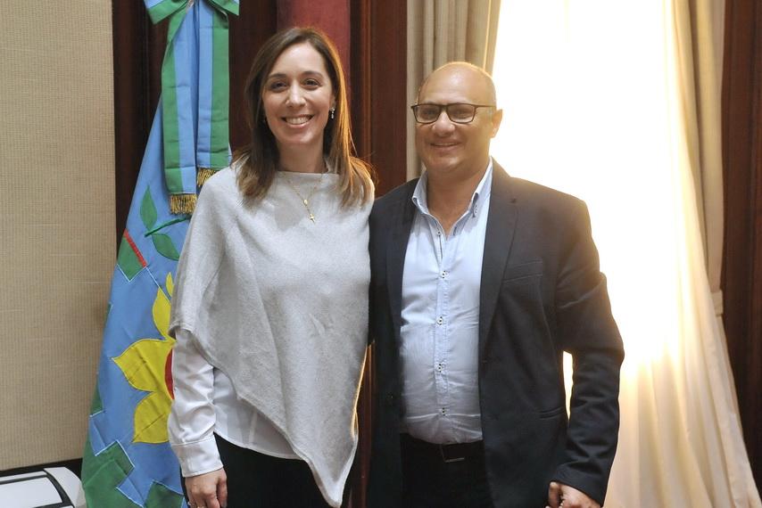 Vidal confirmó millonaria inversión para atender la emergencia hídrica en el noroeste