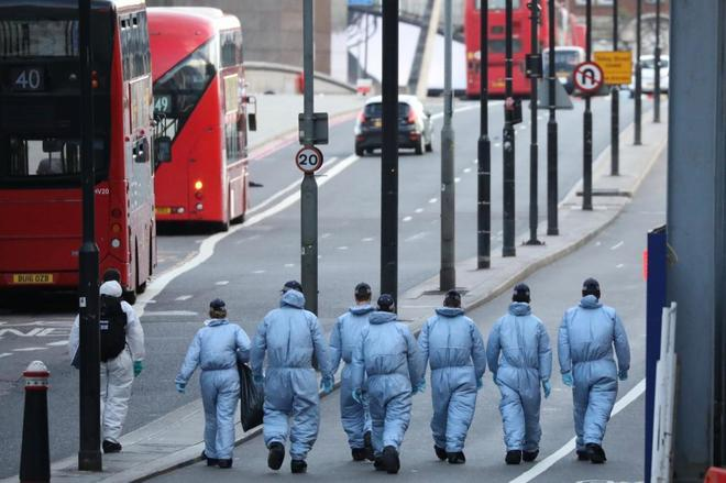Policía identifica al tercer agresor del atentado en Londres
