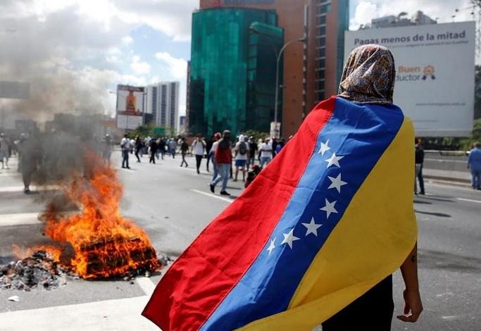 Un muerto en paro opositor — Venezuela