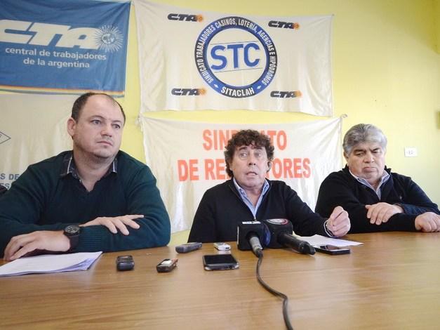 Conf prensa Micheli y CTA-A MdP 11