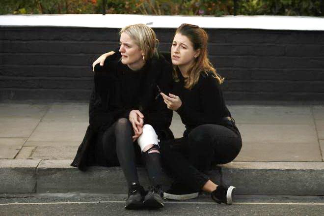 Una explosión en el subte dejó 22 heridos — Atentado en Londres