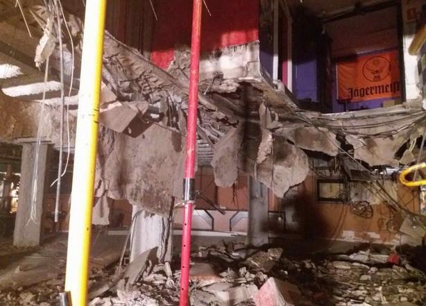Reportan 40 heridos tras desplome de suelo en club nocturno de Tenerife
