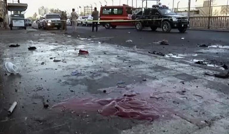 Doble atentado deja 26 muertos y 90 heridos en Bagdad