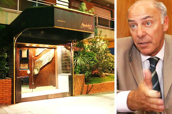 Renunció el camarista Jorge Ferro, vinculado al prostíbulo Madaho's