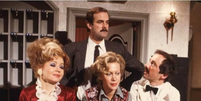 Fawlty Towers comedia