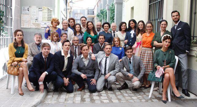 Amar es para siempre de Antena 3 cumple un año