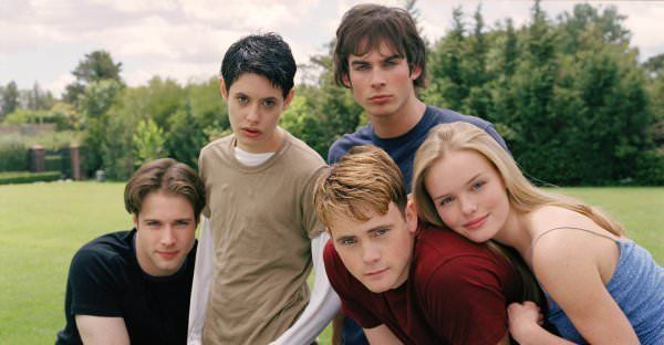 10 spin offs innecesarios - Young Americans de The WB