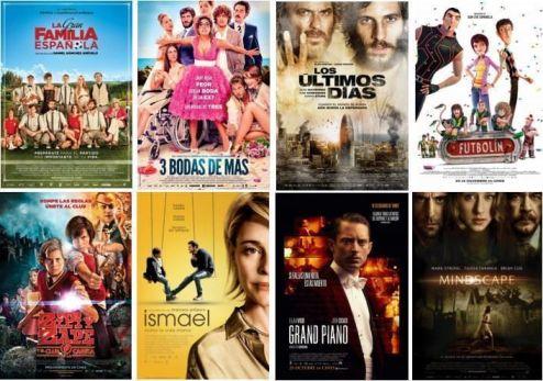 Nominaciones Goya de Atresmedia Cine (La Gran Familia Española)