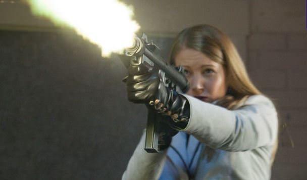 Almost Human 1x08 Terrorista estonia