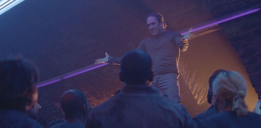 Helix 1x09 Level X - Neil Napier