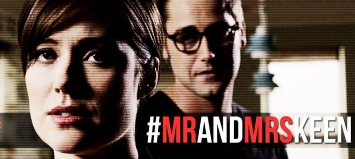 The Blacklist 1x18 Milton Bobbit - Mr and Mrs Keen
