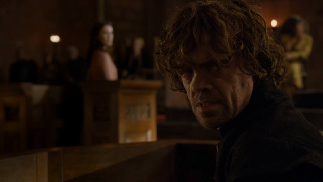 Juego de Tronos 4x06 The Laws of Gods and Men - Shae miente al afirmar que Sansa es la asesina de Joffrey