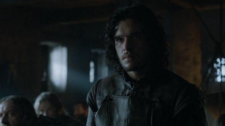 Juego de Tronos 4x07: Jon Snow sigue intentando que el Muro se prepare para la llegada de los salvajes.