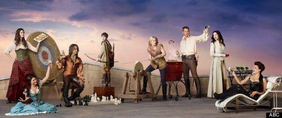 Once Upon A Time Temporada 3