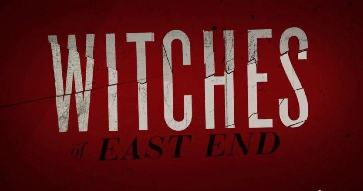 Espectacular promo para una segunda temporada de Witches of East End más oscura.