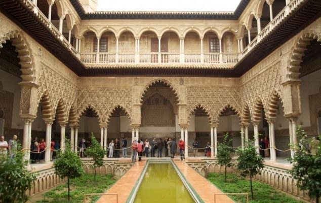 Trabajar en Game of Thrones (Sevilla)