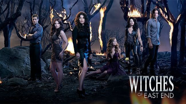 Witches of East End 2x01 A Moveable Beast