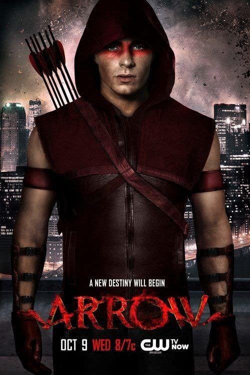 Detalles de la tercera temporada de Arrow: Red Arrow Colton Haynes