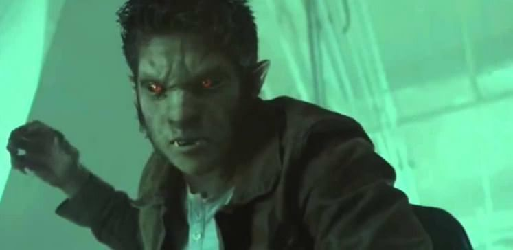 Teen Wolf 4x10 Monstrous - Scott diablo
