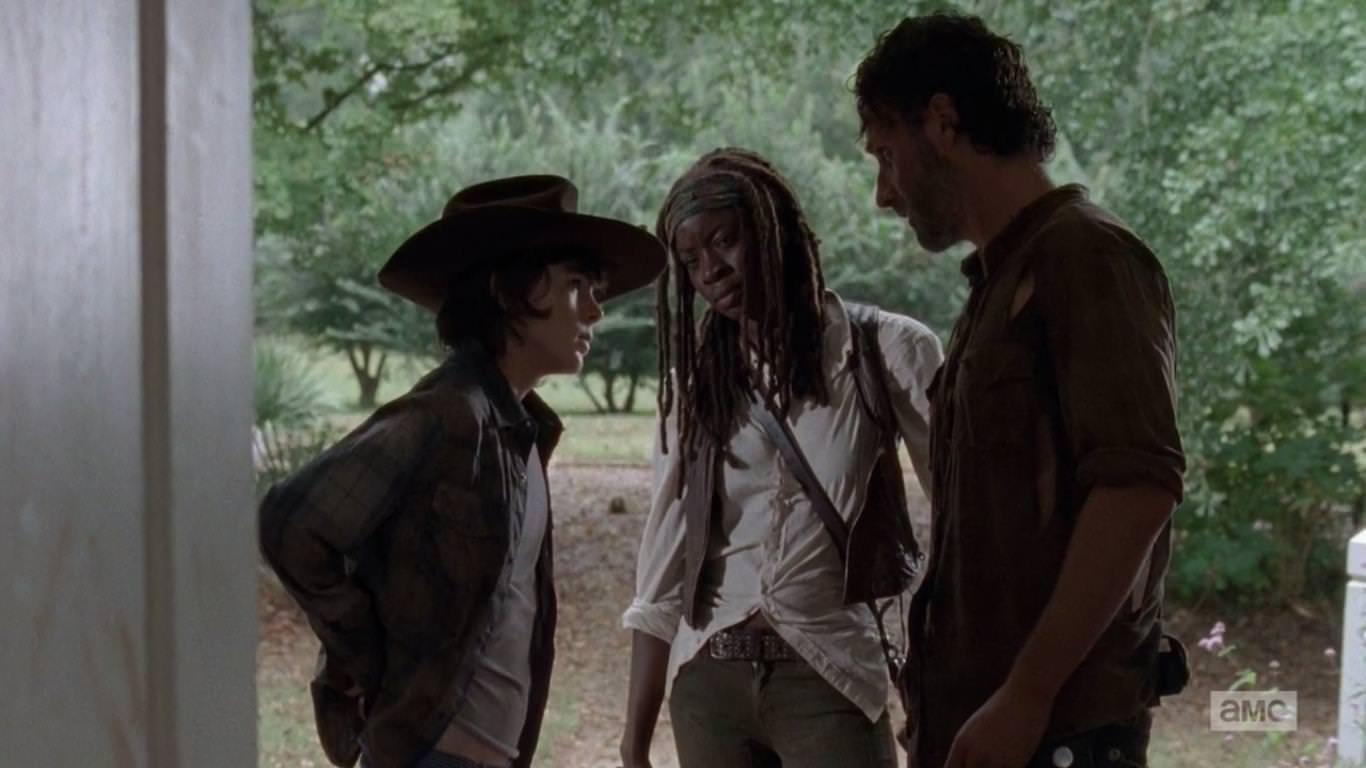 El showrunner de The Walking Dead habla sobre la quinta temporada