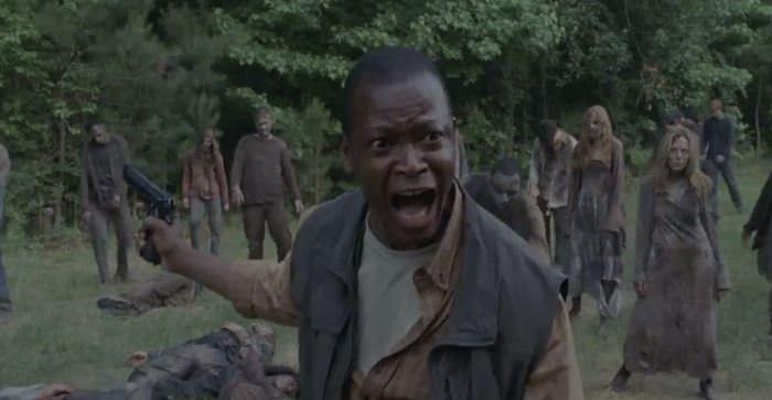 Los 10 peores personajes de The Walking Dead - Bob Stookey