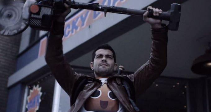 Dead Rising se hace serie en Watchtower - Jesse Metcalfe