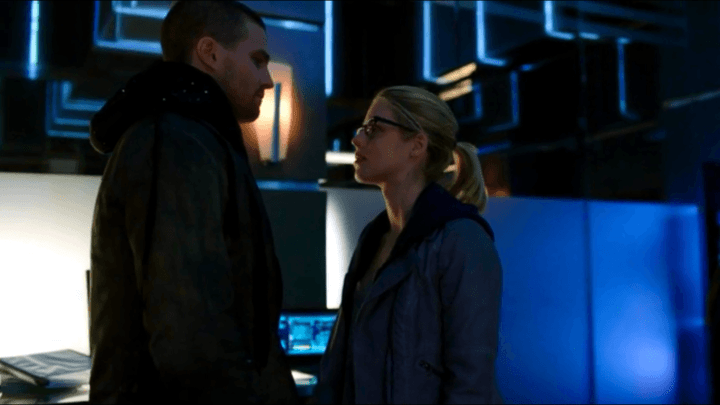 Arrow 3x23 My Name is Oliver Queen