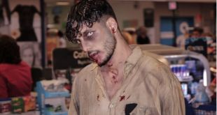 Experiencia The Walking Dead en Carrefour
