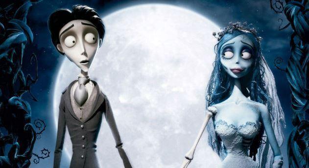Top 5 de las películas de terror de Tim Burton