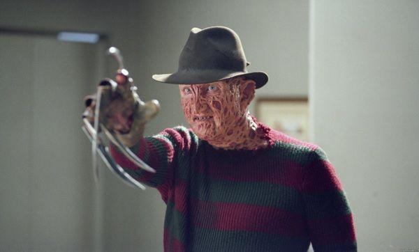 Los 10 malos que MÁS MIEDO dan - Freddy Krueger