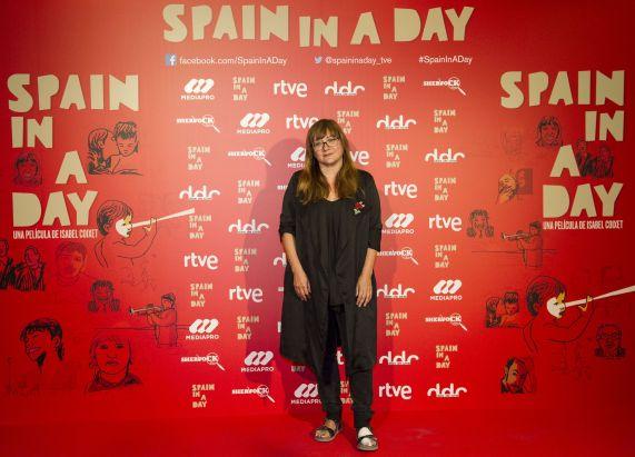 Entrevista a Isabel Coixet por el estreno de Spain in a day