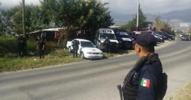 Refuerzan la seguridad en Tixtla y Chilpancingo