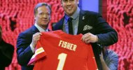 NFL: Chiefs eligen a Fisher; Jaguars a Joeckel