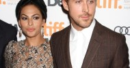 Eva Mendes y Ryan Gosling, amor en la sala de edicin