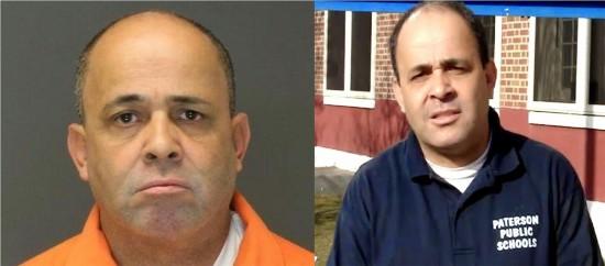 Daniel Vergara e1413981423362 Inspector boricua en alcaldía de Paterson arrestado saliendo de motel con menor de 12 años