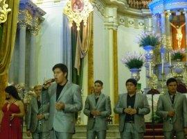 """""""Son 14 de México"""" en catedral"""