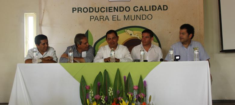 Todos listos para el Congreso Latinoamericano del Aguacate, menos la ciudad